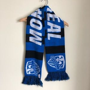 Montreal Impact soccer team scarf